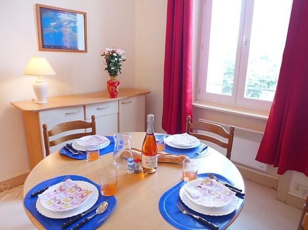 le petit robinson dinard appartement 4 personnes ref 209127. Black Bedroom Furniture Sets. Home Design Ideas