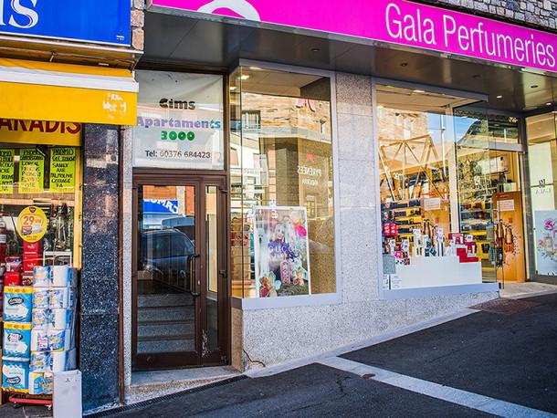 appartements cims pas studio 2 4 sin dormitorio pas de la casa appartement 4 personnes. Black Bedroom Furniture Sets. Home Design Ideas