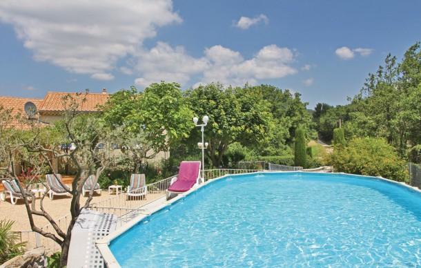 Location avec piscine priv e puy saint martin maison 8 - Location vacances drome avec piscine ...