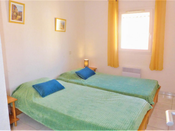 plein sud narbonne plage appartement 6 personnes ref 267254. Black Bedroom Furniture Sets. Home Design Ideas