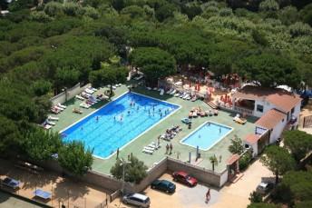 Locations vacances - Calella - Bungalow - 4 personnes - Photo N°1