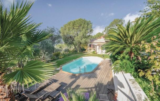 Location Avec Piscine Prive  Nice  Maison  Personnes  Ref