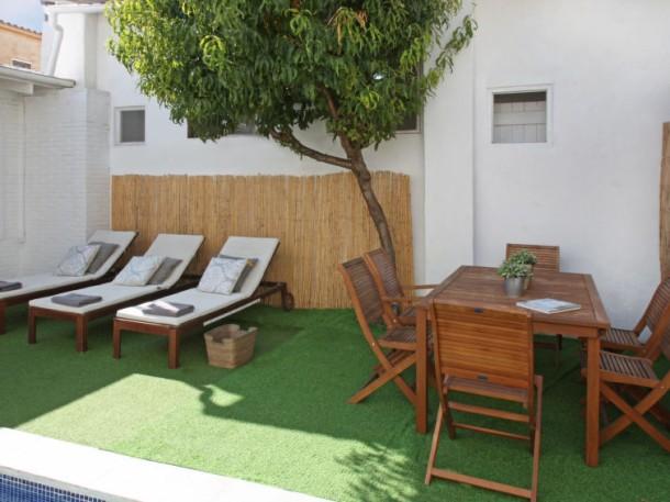 blanca barcelone montjuic maison 10 personnes ref 280790. Black Bedroom Furniture Sets. Home Design Ideas