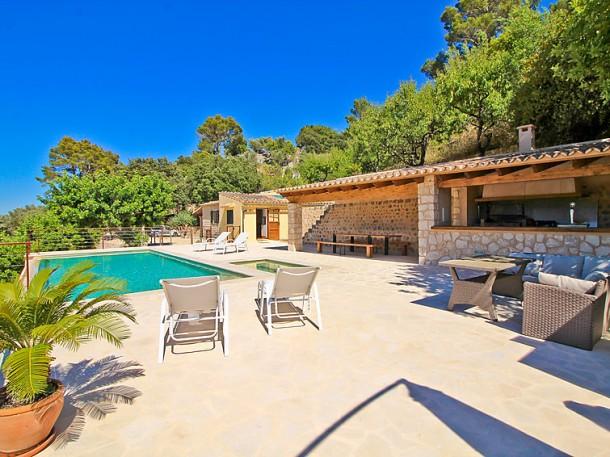 Can Garcia - Selva - Haus 4 Personen - Ref. 310563