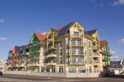 Locations vacances - Cayeux sur Mer - Appartement - 4 personnes - Photo N°1