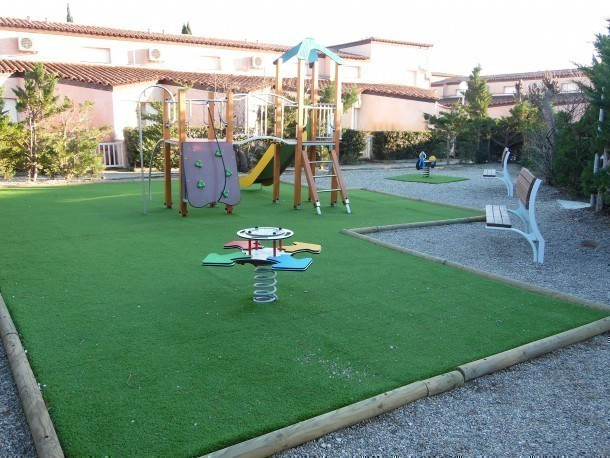 R sidence les jardins de neptune saint cyprien villa 6 for Les jardins de la villa booking