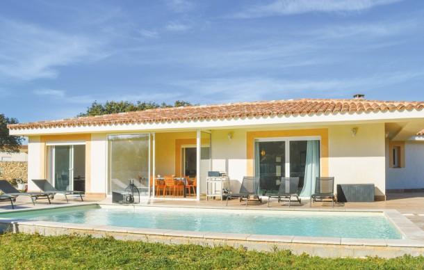 Location prestige avec piscine privée - Bonifacio - Maison 8 ...