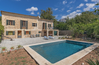 Locations vacances - Fornalutx - Villa - 4 personnes - Photo N°1