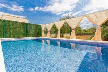 Locations vacances - Binissalem - Villa - 4 personnes - Photo N°1