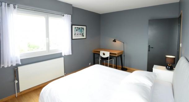 Parc appart 39 ambiance villeurbanne appartement 4 for Appart hotel 15eme