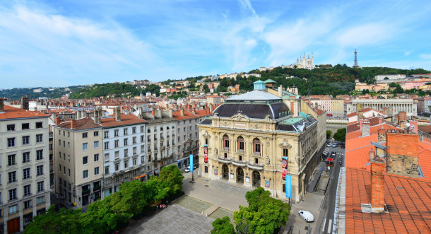 Appart Hotel Lyon Presqu Ile