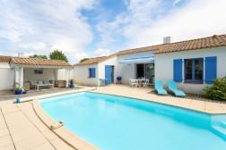 Locations vacances - Saint Jean de Monts - Villa - 4 personnes - Photo N°1