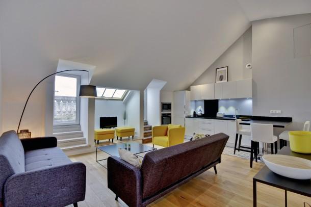 Les Hauteurs Magnifique Appartement Terrasse Bordeaux