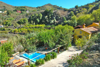 Locations vacances - Valleseco - Maison - 4 personnes - Photo N°1