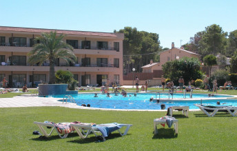 Locations vacances - Pals - Appartement - 4 personnes - Photo N°1