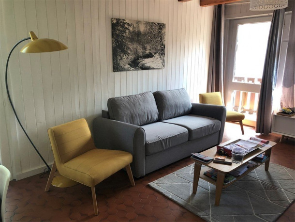 T3 6 pers foncia 6 couchages st lary soulan saint lary - Chambre d hote saint lary soulan ...