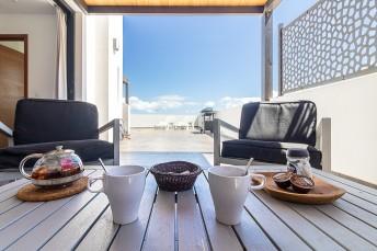 Locations vacances - El Cotillo - Appartement - 4 personnes - Photo N°1