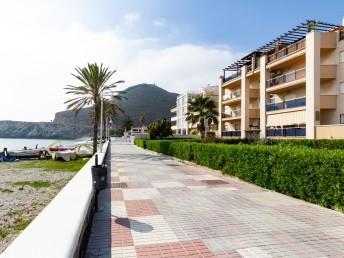 Locations vacances - Castell de Ferro - Appartement - 4 personnes - Photo N°1