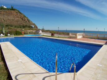 Locations vacances - Torrox Costa - Appartement - 4 personnes - Photo N°1