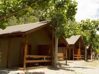 Locations vacances - Montardit de Dalt - Bungalow - 4 personnes - Photo N°1
