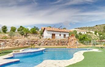 Locations vacances - Arenas del Rey - Maison - 4 personnes - Photo N°1