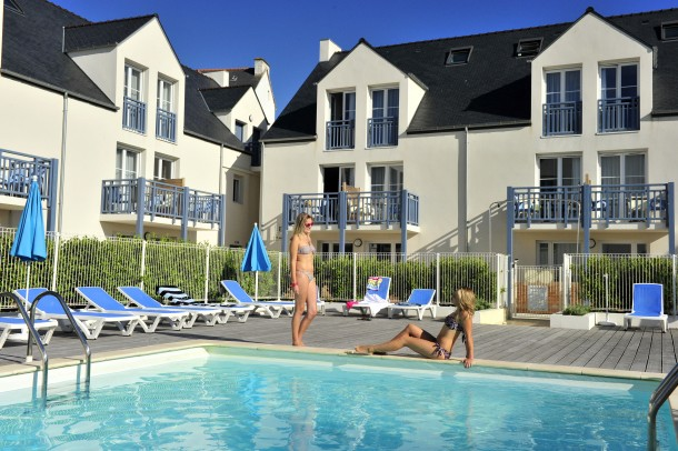 R sidence an douar audierne appartement 2 personnes for Piscine audierne