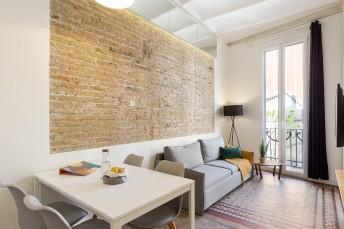 Locations vacances - L'Hospitalet de Llobregat - Appartement - 4 personnes - Photo N°1