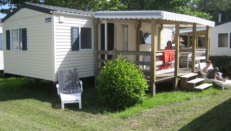 vente mobil home camping biscarrosse. Black Bedroom Furniture Sets. Home Design Ideas