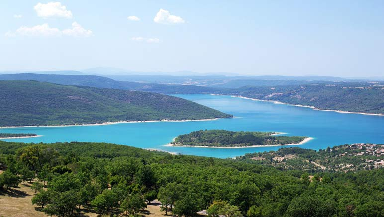 Camping 3 chanteraine vente priv e jusqu au 14 04 2016 for Camping au bord du lac de sainte croix avec piscine