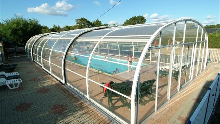 Camping 3 le grearn vente priv e jusqu au 25 04 2016 for Camping golfe du morbihan avec piscine couverte