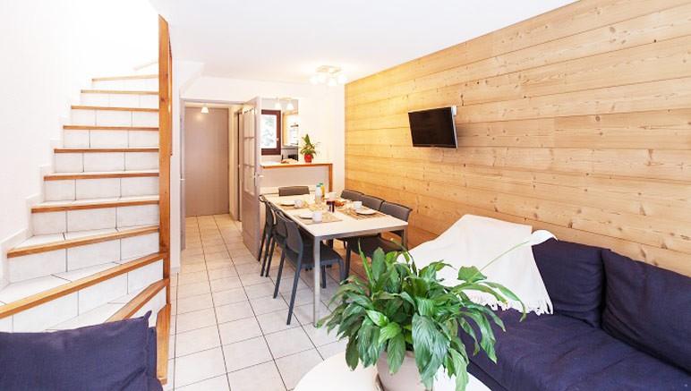r sidence les chalets du jardin alpin vente priv e jusqu au 10 11 2016. Black Bedroom Furniture Sets. Home Design Ideas