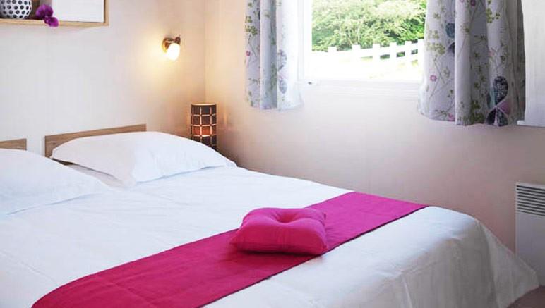 Vente privée Camping El Pla de Mar 4* – Chambre avec lit double