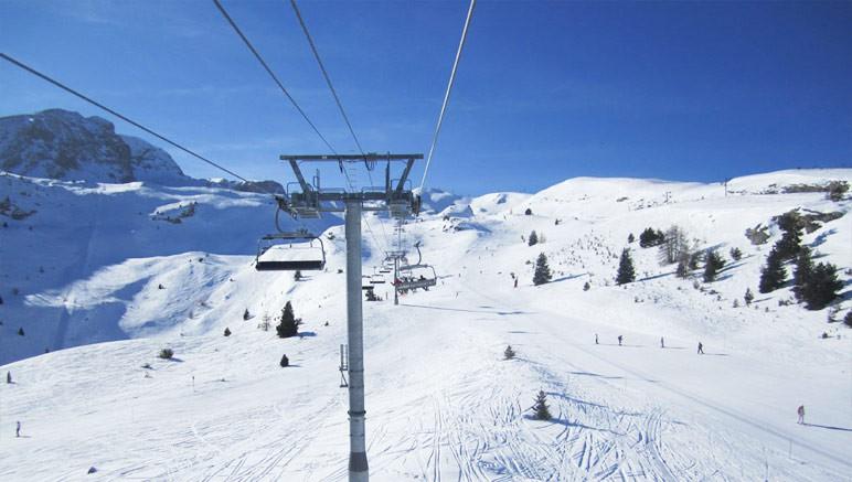 Vente privée Résidence Le Hameau du Puy 3* – Dévalez les pistes du domaine !