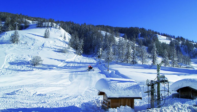 Vente privée Résidence Les Balcons du Viso 3* – Le domaine skiable du Queyras, pour une pratique du ski en toute sérénité