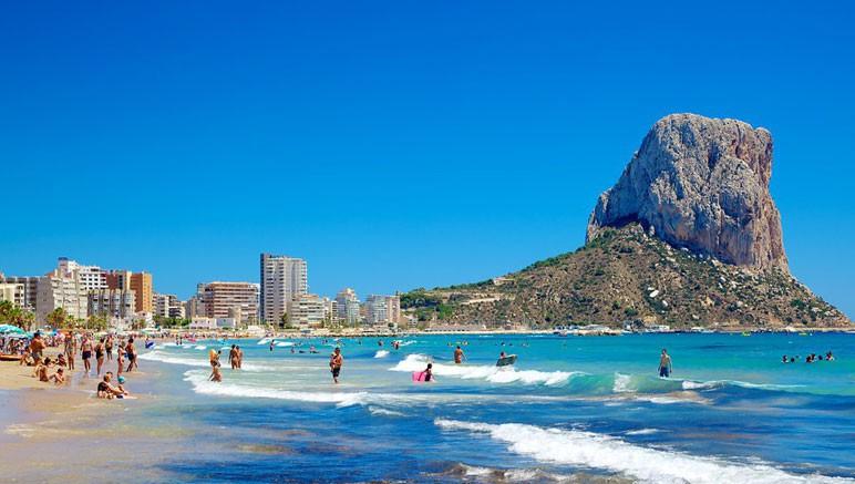 Vente privée Résidence Canuta – Les plages de Calpe à 200 m
