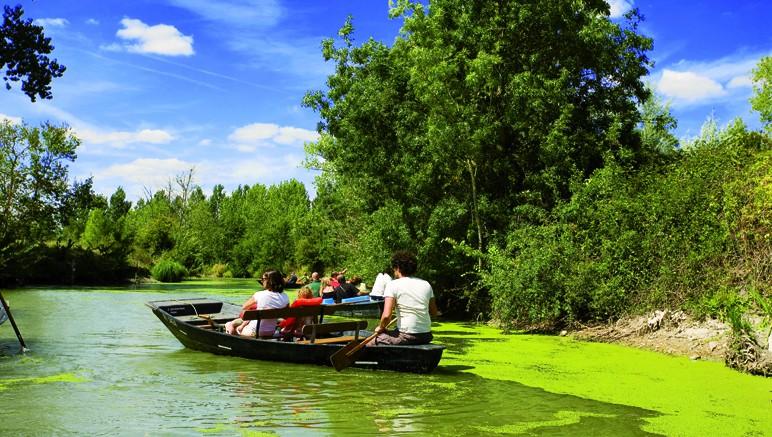 Vente privée Camping 4* Atlantique – Les marais poitevin à visiter