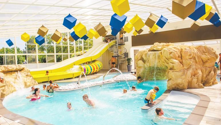 Vente privée Camping 4* Les Pirons – Accès gratuit à l'espace aquatique intérieur