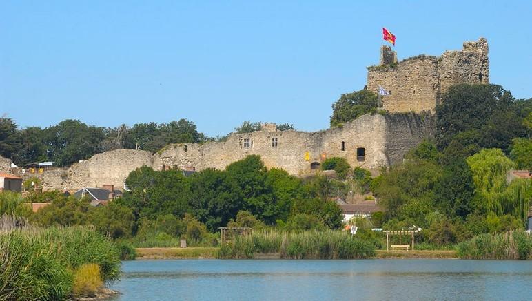 Vente privée Camping 4* Les Pirons – Château de Talmont Saint Hilaire à 13 km