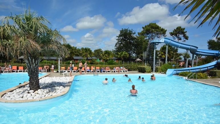 Vente privée Camping 4* Les Viviers – Délassez-vous dans l'espace aquatique