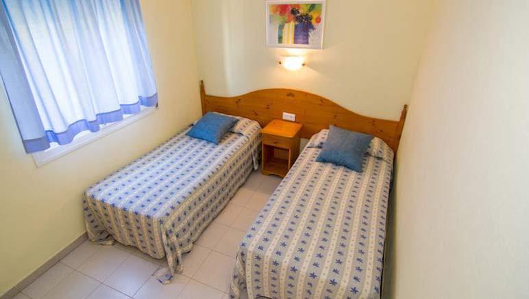 Vente privée Résidence Rescator – Chambre avec lits simples