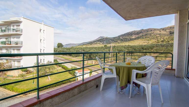 Vente privée Résidence Rescator – Balcon ou terrasse dans certains logements