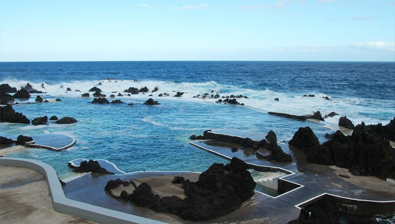 Vente privée Top Clubs Quinta Do Lorde 5* – Porto Moniz, et ses piscines naturelles