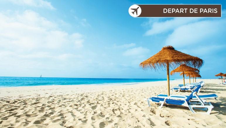 Vente privée Club Héliades Oasis Belorizonte 4* – Bienvenue au Cap Vert, dans votre Club Héliades Oasis Belorizonte 4*