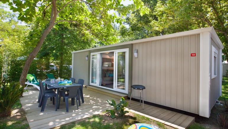 Vente privée Camping 5* Le Bois de Valmarie – Les mobil-homes du camping