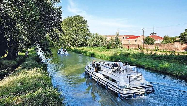 Vente privée Camping 4* Les Salisses – Le Canal du Midi à proximité
