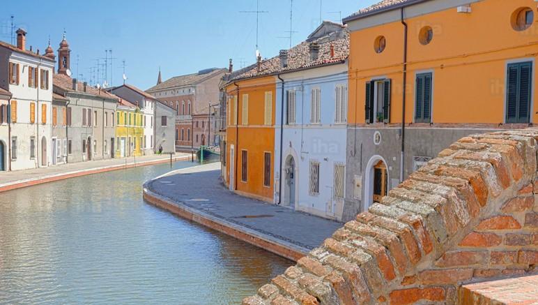 Vente privée Camping 3* Marina Village – Comacchio, la petite Venise - 42 km