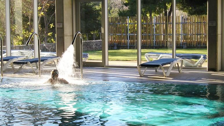 Vente privée Camping 5* Vilanova Park – ... Mais aussi une piscine couverte, idéale pour les vacances de Printemps