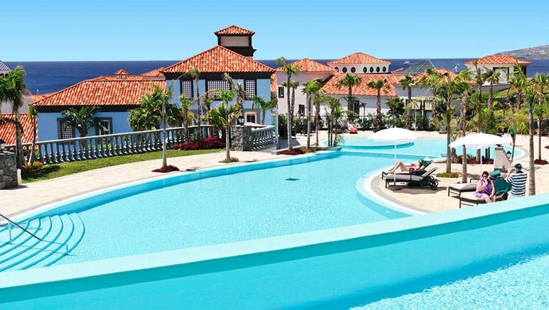 Vente privée Top Clubs Quinta Do Lorde 5* – L'hôtel Top Clubs Quinta Do Lorde 5* vous accueille en bord de mer