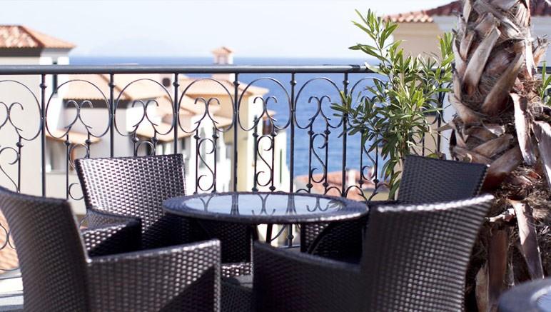 Vente privée Top Clubs Quinta Do Lorde 5* – ... Elles disposent d'un agréable balcon, propice à la détente