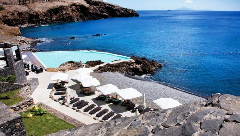 Vente privée Top Clubs Quinta Do Lorde 5* – ... dont l'une d'entre elles à l'eau de mer avec accès direct à la mer